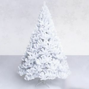 8Ft Artificial PVC Christmas Tree W/Stand Holiday